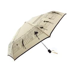 Chantal Thomass-Mini Umbrella- CT409 Cream