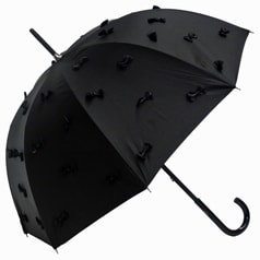 Guy De Jean Umbrellas-Black Lolita