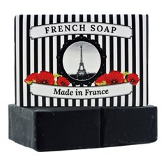 250g Parisian Poppy Soap