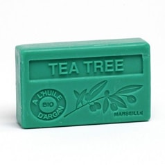 Organic Argan Oil Soap Tea Tree