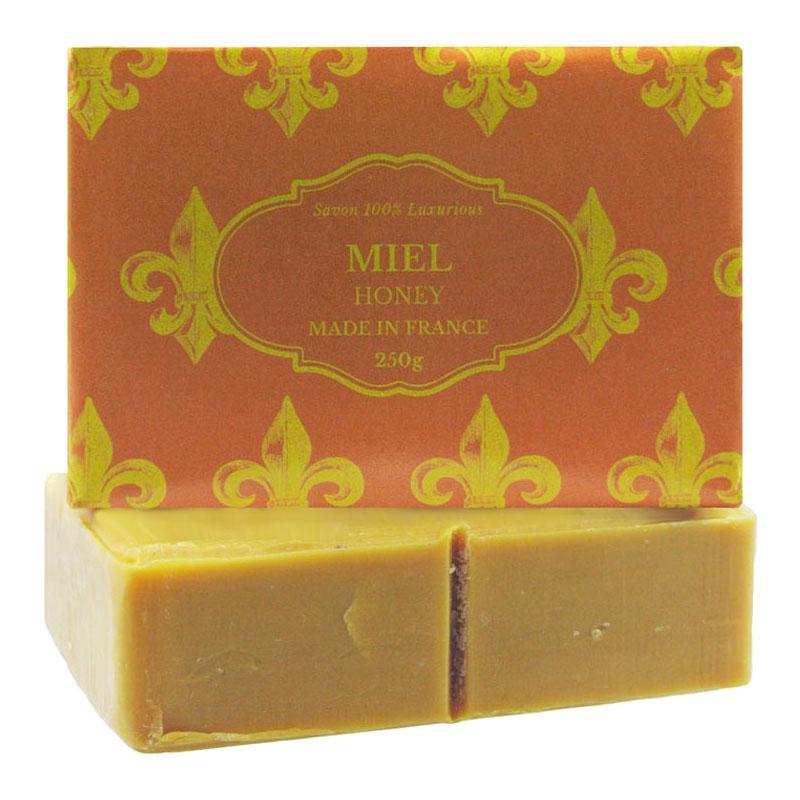 250g Fleur de Lys Honey Soap