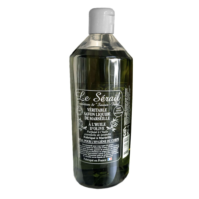1ltr Olive Oil Liquid Soap/Body Wash