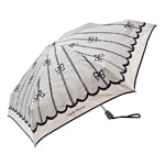 Chantal Thomass-Mini Umbrella- CT401 Cream