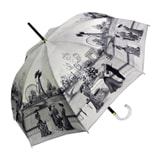 Guy de Jean Umbrella-Paris 1900-Grey