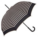 "Jean Paul Gaultier ""Marius"" Black Umbrellas"