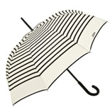 "Jean Paul Gaultier ""Marius"" Cream Umbrella"