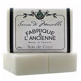 250g Fabrique Coconut Soap - White