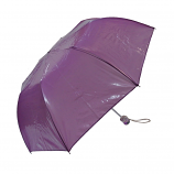 Guy de Jean Folding Umbrella-Cloche Purple