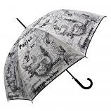 Jean Paul Gaultier Ecritures Umbrella