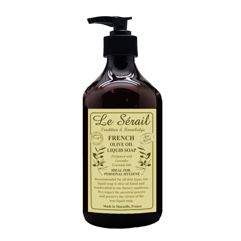 500ml Olive Oil Liquid Soap/Body Wash