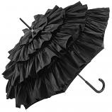 Guy de Jean Umbrella Cancan Black