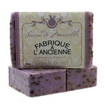 250g Fabrique Crushed Lavender Soap