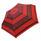 Guy De Jean Mini Umbrella-4003 Red